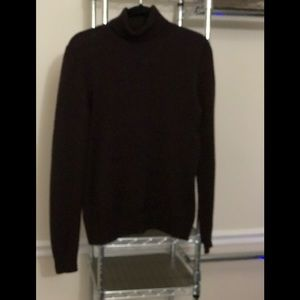 Banana Republic Brown Turtle Neck Sweater